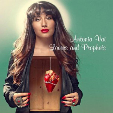 Antonia Vai - Lovers and Prophets (2012)