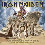 Iron Maiden -- Somewhere Back In Time - The Best of: 1980-1989