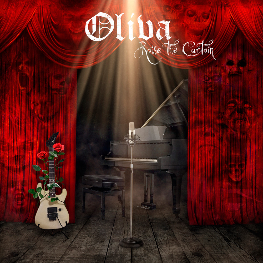 Oliva - Raise The Curtain (2013)