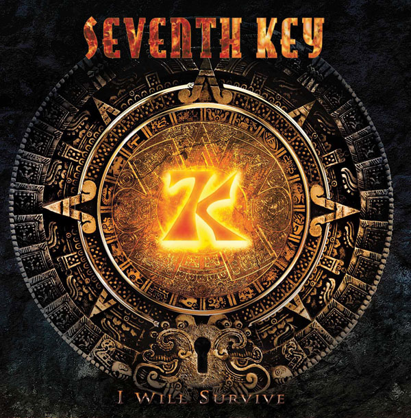 Seventh Key - I Will Survive, Frontiers Records