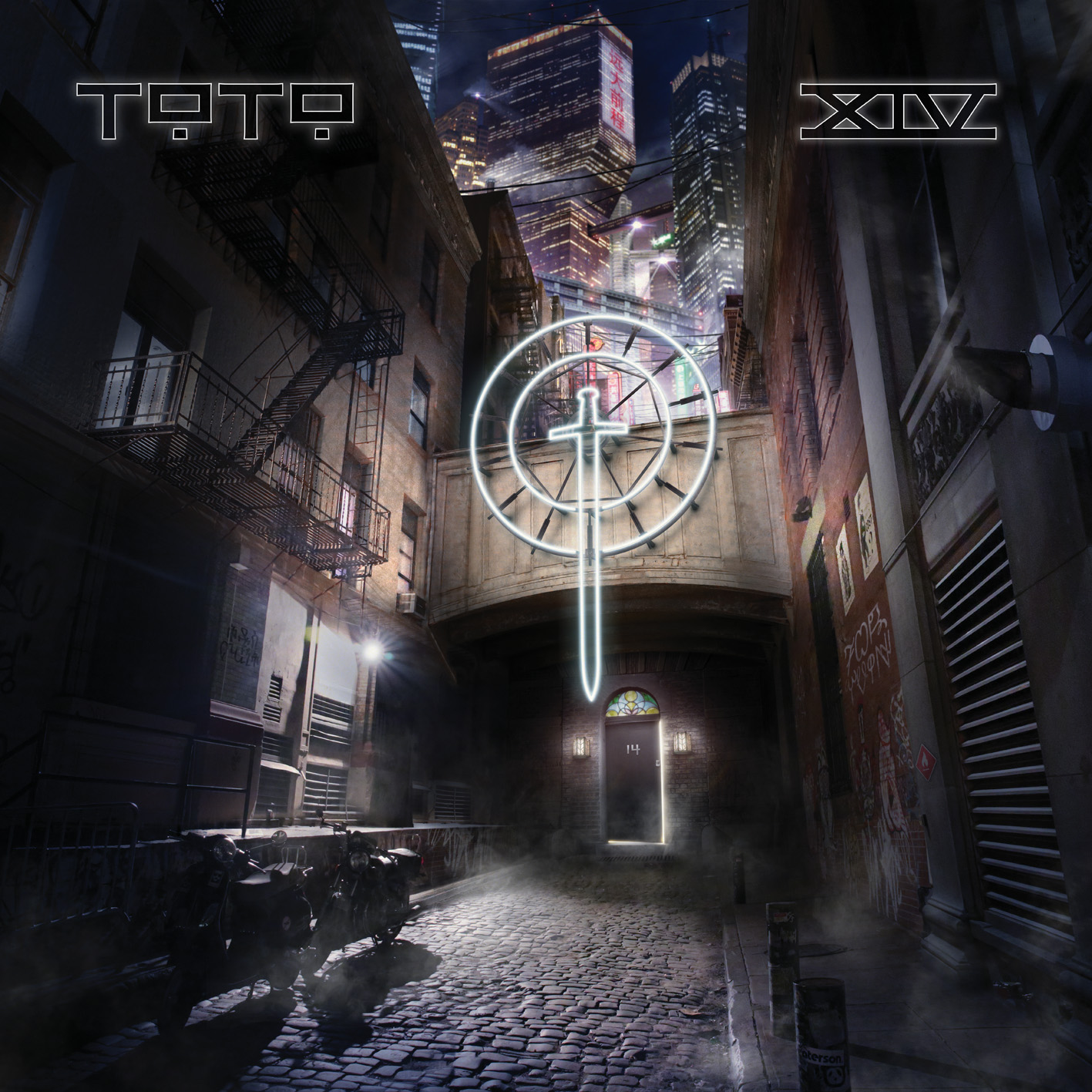 Toto - XIV (2015) from Frontiers Records (Universal Music)
