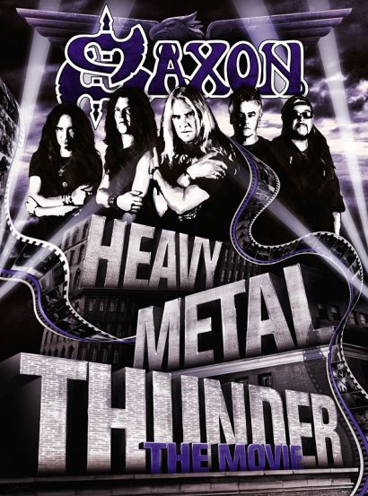 Saxon: Heavy Metal Thunder: Movie (2012)
