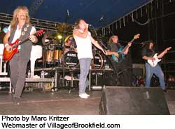 Photo of Molly Hatchet by Marc Kritzer