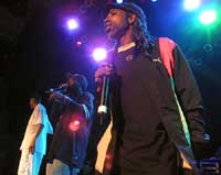 High Five: Jurassic 5 rocks the House of Blues