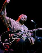 B.B. King Playing The Blues for over 50 Years