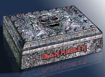 Iron Maiden New Box Set