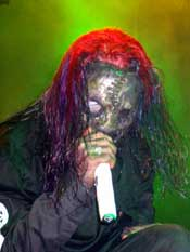 Slipknot the Same as Usual
