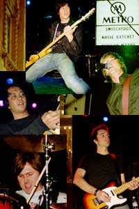 Switchfoot 'Let's Go' Chicago © 2003