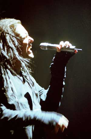 Korn at work on New Studio Album