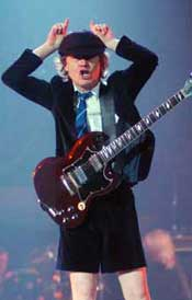 AC/DC: Rock and Roll Train Keeps Goin'