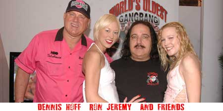 Dennis Hoff and Ron Jeremy