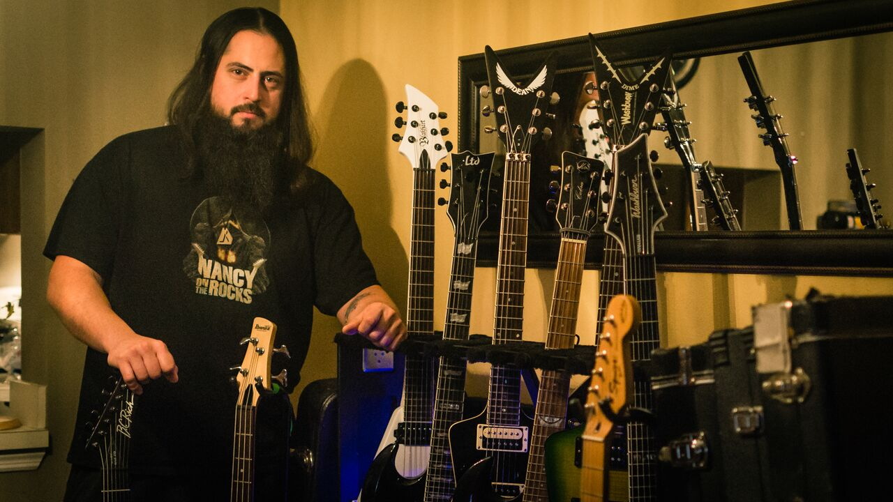 Andres Lecaros | Guitar Tech of The Gods!