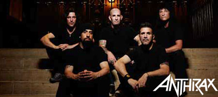 IInterview with Scott Ian of Anthrax