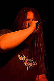 Cannibal Corpse Slaughter Club Vegas in Salt Lake City with Eviseration Plague