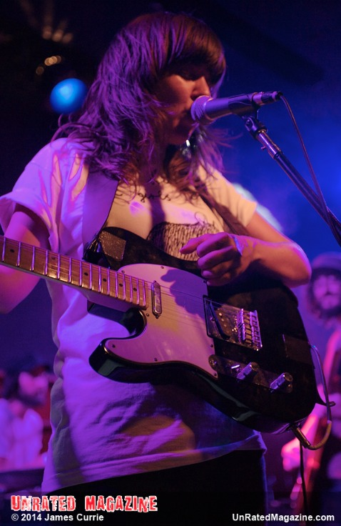 Courtney Barnett Live at Schuba Tavern Chicago