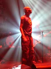 Faithless purifies New York's Webster Hall