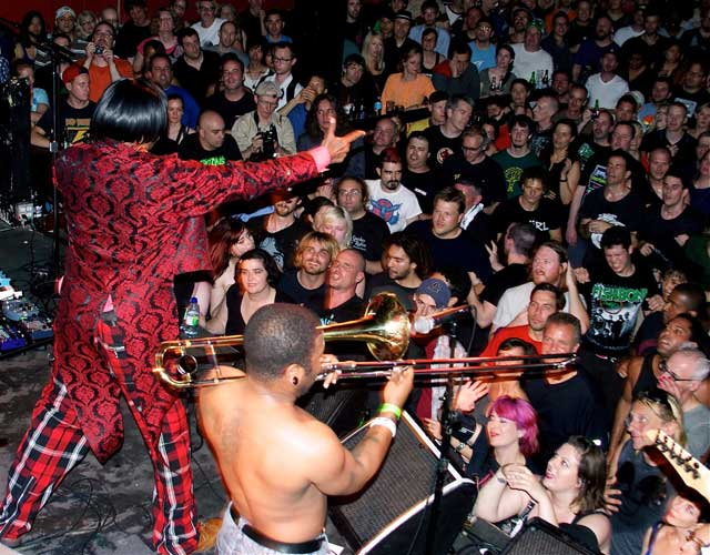 Fishbone: Thank you Fishbone for a Magical Night in Toronto