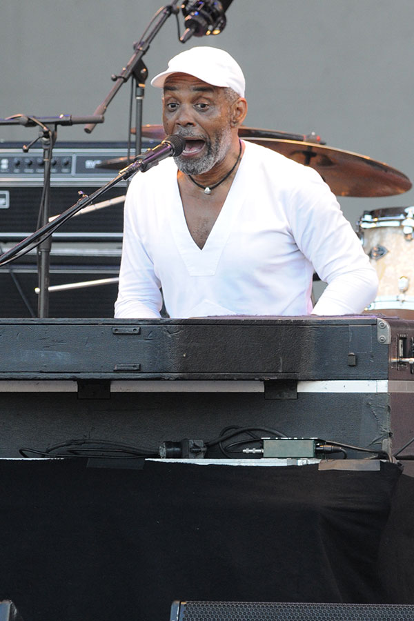 Maze Featuring Frankie Beverly bring Silky Soul to the Taste