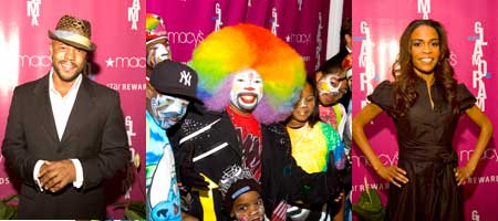 Rockmond Dunbar - Tommy the Clown - Michelle Williams