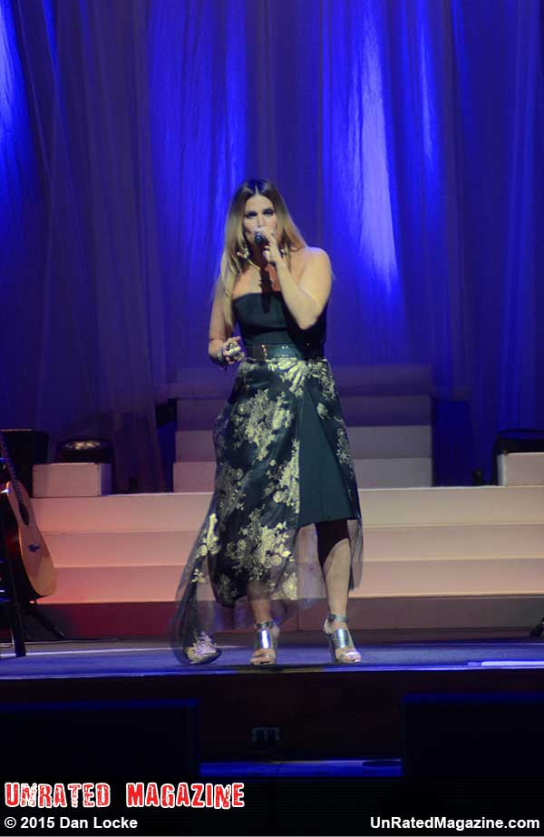 Idina Menzel World Tour The Voice of Disney's Let It Go