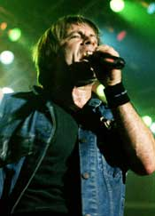 Iron Maiden: Taste of Ozzfest 2005