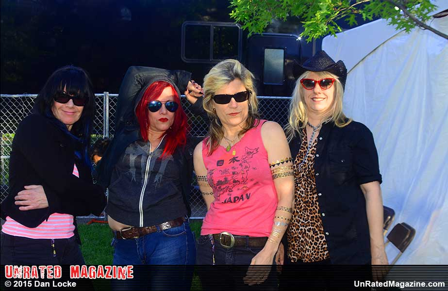 L7 at San Diego Music Thing