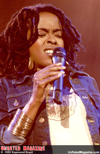 Lauryn Hill and Nas Black Rage Tour Ignites Chicago