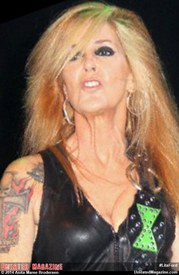 Lita Ford still playing it hard and Living Like a Runaway!