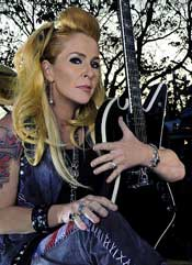 Sacred Metal - An Interview with Lita Ford