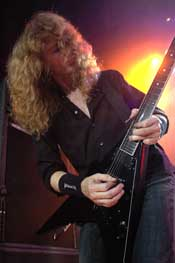 Megadeth & Dave Mustaine Reign As The Metal Father