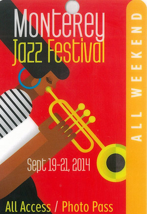 57th Annual Monterey Jazz Festival 2014