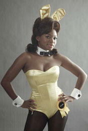 Naturi Naughton Discusses NBC's The Playboy Club Television Series