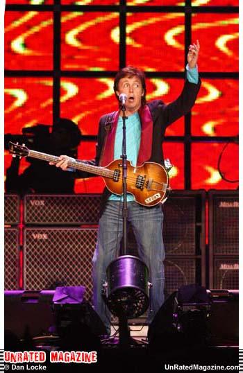 Paul McCartney, Chicago July 25