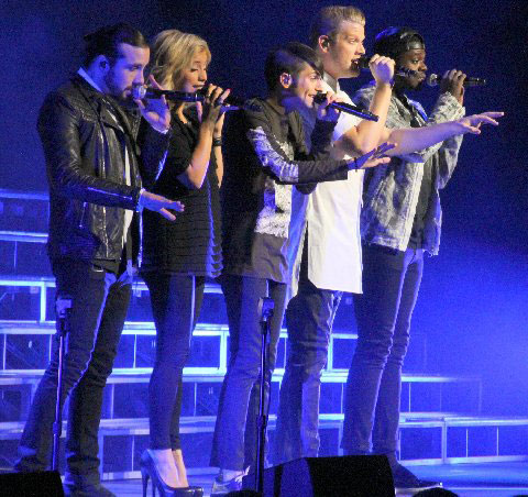 Pentatonix (PTX) at the Chicago Theatre