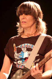 The Pretenders: Chrissie Hynde and The Pretenters Perform at Stubbs for South by Southwest Music Festival