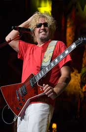 Sammy Hagar Rocks The 7th Annual Beauty of the Bonzer Benefit