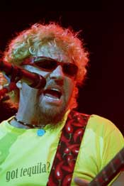 Sammy Hagar Steals Kenny Chesney's  Country Thunder in Arizona, Mas Tequilla!