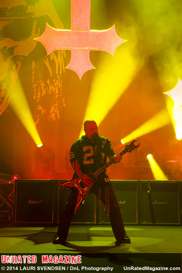Slayer, Exodus, and Suicidal Tendencies Live!