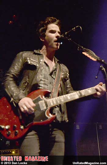 Stereophonics Live at The Vic Chicago