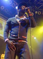 Talib Kweli, photo by Dan Locke