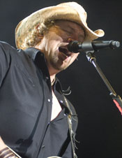 Toby Keith: Hookin' Up & Hangin' Out Tour
