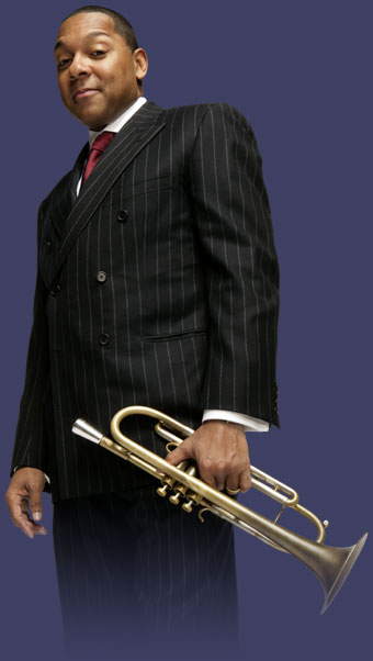 Wynton Marsalis Orchestra at the North Shore Center for the Performing Arts in Chicago